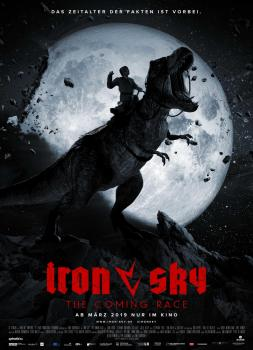 Iron Sky 2: The Coming Race (2018)<br><small><i>Iron Sky the Coming Race</i></small>