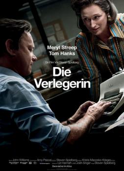 <b>Tom Hanks</b><br>Die Verlegerin (2017)<br><small><i>The Post</i></small>