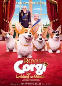 Royal Corgi - Der Liebling der Queen (2019)<br><small><i>The Queen's Corgi</i></small>