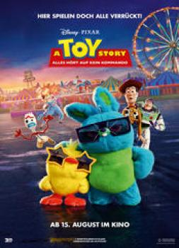 A Toy Story - Alles hört auf kein Kommando (2019)<br><small><i>Toy Story 4</i></small>