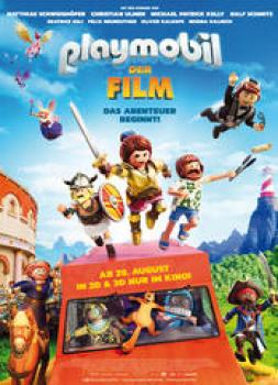 Playmobil - Der Film (2019)<br><small><i>Playmobil: The Movie</i></small>