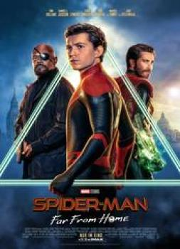 Spider-Man: Far From Home (2019)<br><small><i>Spider-Man: Far From Home</i></small>