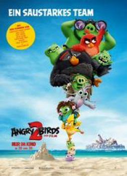 Angry Birds 2 - Der Film (2019)<br><small><i>The Angry Birds Movie 2</i></small>