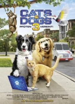 Cats & Dogs 3: Pfoten vereint (2020)<br><small><i>Cats & Dogs 3: Paws Unite</i></small>