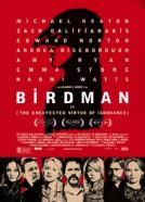 <b>Alejandro G. Iñárritu, Nicolás Giacobone, Alexander Dinelaris, Jr. & Armando Bo</b><br>Birdman oder Die unverhoffte Macht der Ahnungslosigkeit (2014)<br><small><i>Birdman or (The Unexpected Virtue of Ignorance)</i></small>