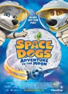 Space Dogs Adventure to the Moon