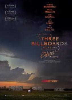 <b>Jon Gregory</b><br>Three Billboards Outside Ebbing, Missouri (2017)<br><small><i>Three Billboards Outside Ebbing, Missouri</i></small>