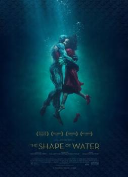 <b>Alexandre Desplat</b><br>Shape Of Water - Das Flüstern des Wassers (2017)<br><small><i>The Shape of Water</i></small>