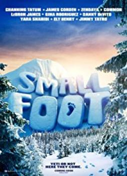 Smallfoot - Ein eisigartiges Abenteuer (2018)<br><small><i>Smallfoot</i></small>