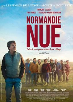 Ein Dorf zieht blank (2018)<br><small><i>Normandie nue</i></small>