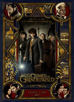 Phantastische Tierwesen - Grindelwalds Verbrechen (2018)<br><small><i>Fantastic Beasts: The Crimes of Grindelwald</i></small>