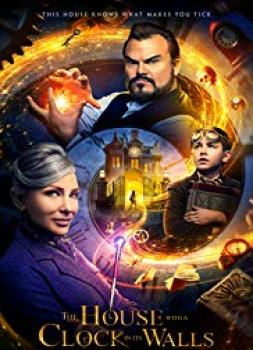 Das Haus der geheimnisvollen Uhren (2018)<br><small><i>The House with a Clock in its Walls</i></small>