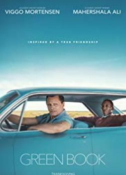<b>Brian Hayes Currie, Peter Farrelly & Nick Vallelonga</b><br>Green Book - Eine besondere Freundschaft (2018)<br><small><i>Green Book</i></small>