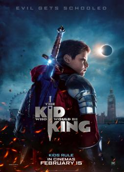 Wenn du König wärst (2019)<br><small><i>The Kid Who Would Be King</i></small>