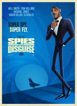Spione Undercover - Eine wilde Verwandlung (2019)<br><small><i>Spies in Disguise</i></small>