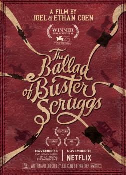 The Ballad of Buster Scruggs (2018)<br><small><i>The Ballad of Buster Scruggs</i></small>