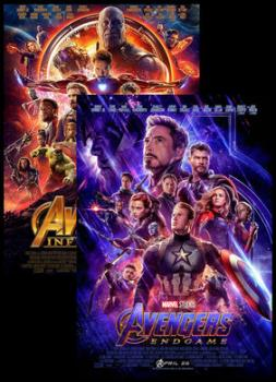 Double Feature: Avengers: Infinity War + Endgame