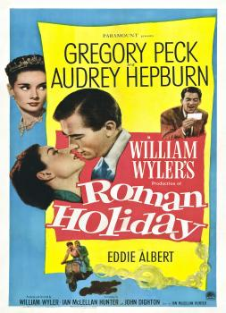 Roman Holiday (1953)<br><small><i>Roman Holiday</i></small>