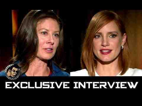 The Martian - Jessica Chastain & Tracy Caldwell Dyson Interview