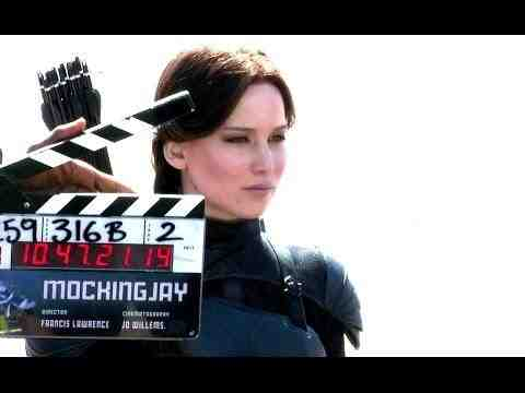 The Hunger Games: Mockingjay - Part 2 - B-Roll Footage
