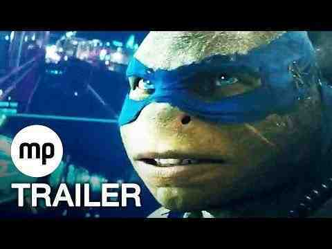 Teenage Mutant Ninja Turtles 2 - trailer 1
