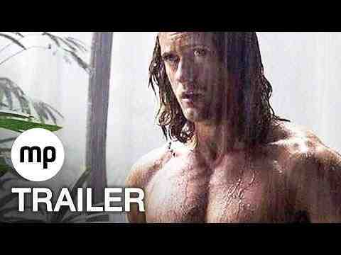 The Legend of Tarzan - trailer 1