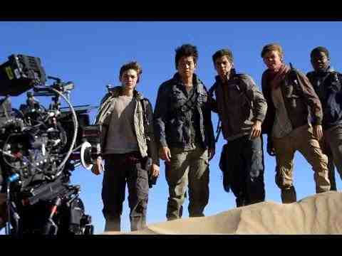 Maze Runner: The Scorch Trials - B-ROLL