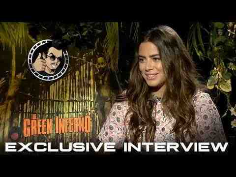 The Green Inferno - Lorenza Izzo Interview