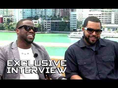 Ride Along 2 - Kevin Hart and Ice Cube Interview