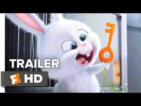 The Secret Life of Pets - Teaser Trailer 2