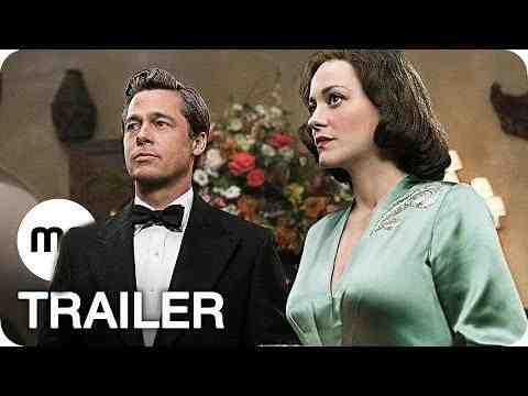 Allied - Vertraute Fremde - trailer 2