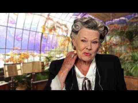 Miss Peregrine's Home for Peculiar Children - Judi Dench interview