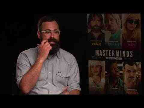 Masterminds - Jared Hess Interview