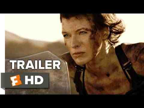 Resident Evil: The Final Chapter - trailer 3