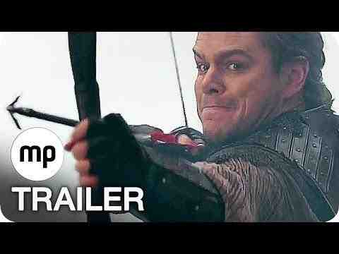 The Great Wall - trailer 2