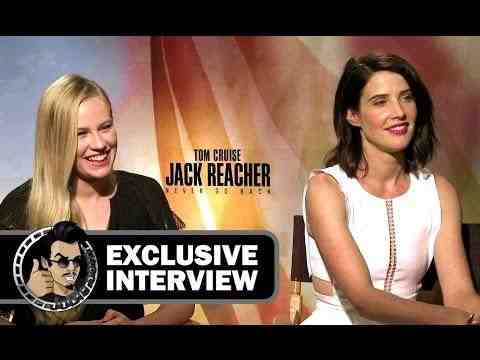 Jack Reacher: Never Go Back - Cobie Smulders & Danika Yarosh Interview