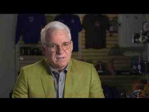 Billy Lynn's Long Halftime Walk - Steve Martin Interview