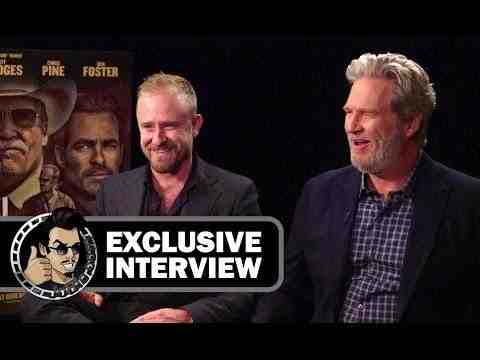 Hell or High Water - Jeff Bridges and Ben Foster Interview