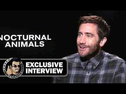Nocturnal Animals - Jake Gyllenhaal Interview
