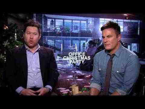 Office Christmas Party - Directors Will Speck & Josh Gordon Interview