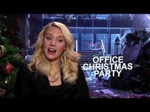 Office Christmas Party - Kate McKinnon