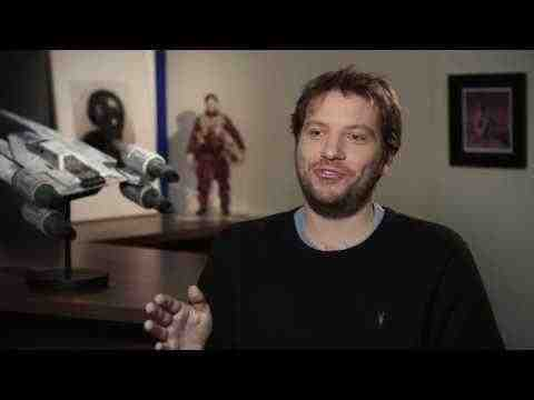 Rogue One: A Star Wars Story - Director Gareth Edwards interview