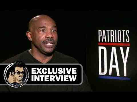 Patriots Day - Michael Beach Interview