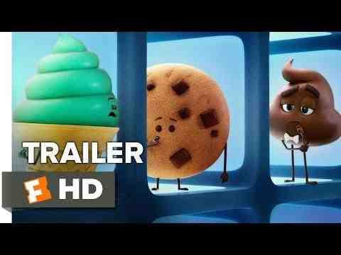 The Emoji Movie in 3D - trailer 1
