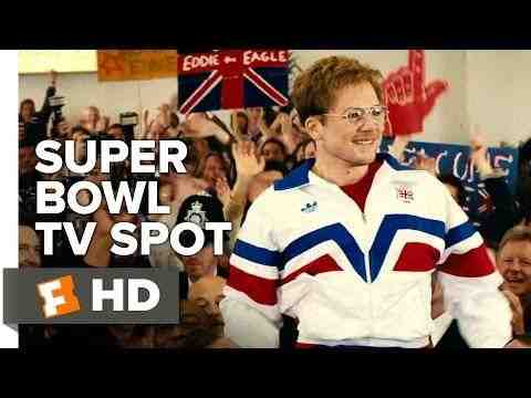 Eddie the Eagle - TV Spot 1