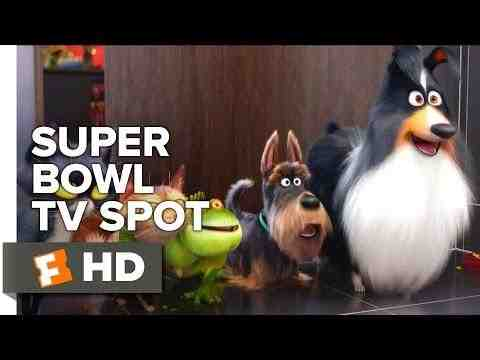 The Secret Life of Pets - TV Spot 2