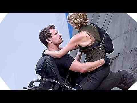 The Divergent Series: Allegiant - Making of