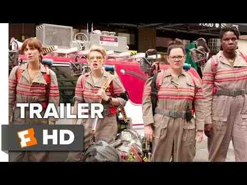 Ghostbusters - trailer 1