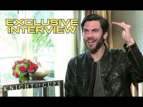 Knight of Cups - Wes Bentley Interview