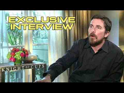Knight of Cups - Christian Bale Interview